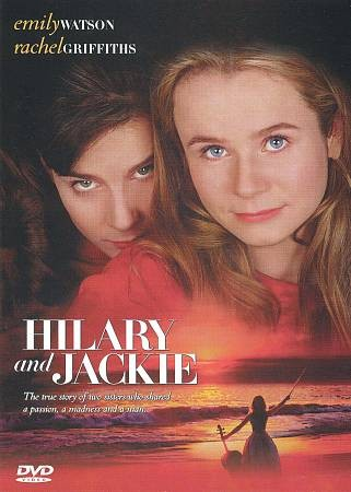 Hilary & Jackie cover