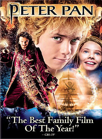 Peter Pan (Widescreen Edition) cover