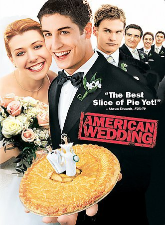 American Wedding (Full Screen Edition) cover