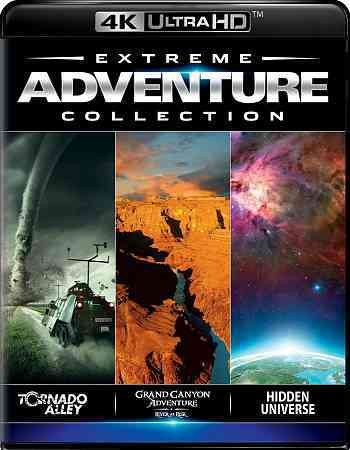 Extreme Adventure Collection [4K Ultra HD] [Blu-ray]