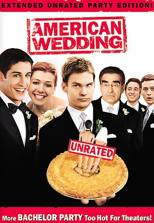 American Wedding - Unrated/Theatrical Versions cover