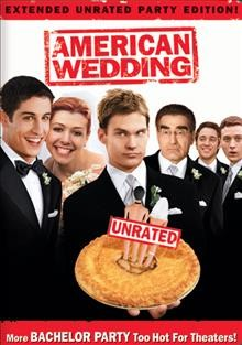American Wedding (Full Screen Extended Unrated Party Edition) cover