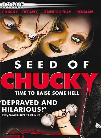 Seed Of Chucky (Full Frame Edition) cover