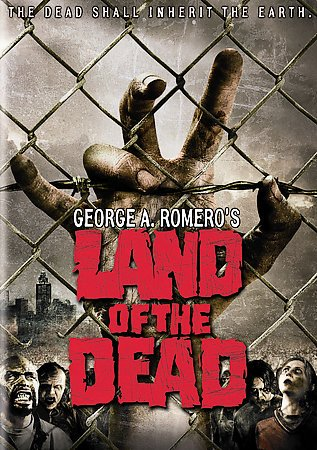 George A. Romero's Land of the Dead cover