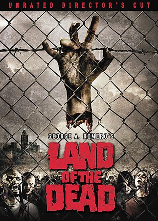 Land of the Dead (Unrated Director's Cut) cover