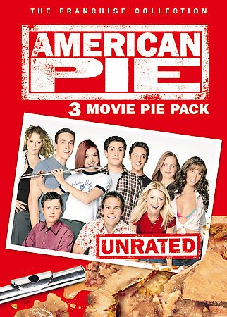 American Pie: 3 Movie Pie Pack (The Franchise Collection) cover