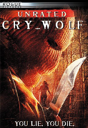 Cry Wolf (Unrated Widescreen Edition) cover