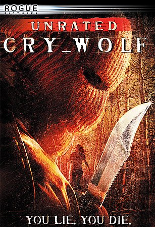 Cry Wolf (Unrated Full Screen) cover