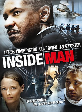 Inside Man (Full Screen Edition) (2006) cover