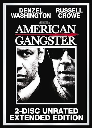 American Gangster (2-Disc Unrated Extended Edition) cover