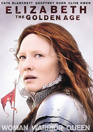 Elizabeth - The Golden Age (Widescreen Edition) cover