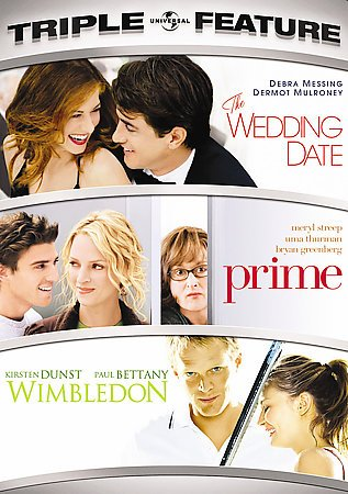 The Wedding Date / Prime / Wimbledon (Triple Feature) cover