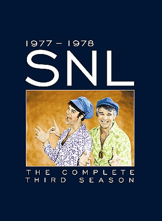 Saturday Night Live (The Complete Third Season) cover