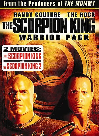 The Scorpion King Warrior Pack cover