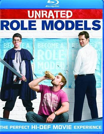 Role Models [Blu-ray] cover