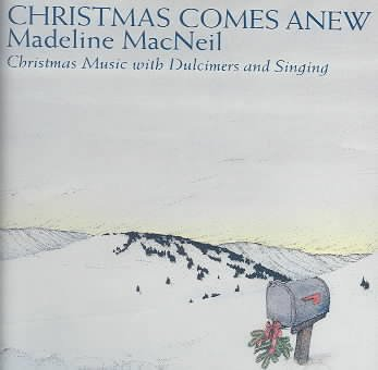 Christmas Comes Anew cover