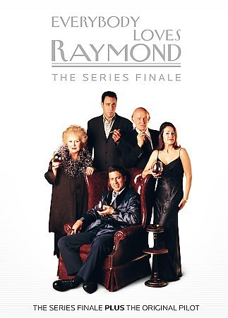 Everybody Loves Raymond: The Series Finale PLUS The Original Pilot cover