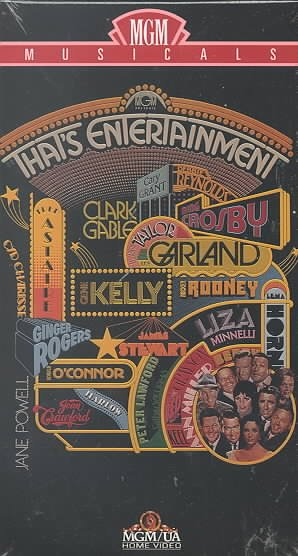 That's Entertainment [VHS] cover