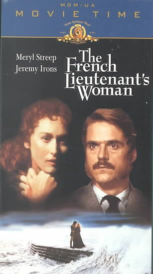The French Lieutenant's Woman [VHS] cover