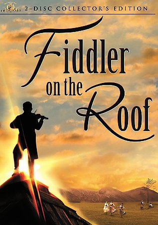 Fiddler on the Roof (Collector's Edition) cover
