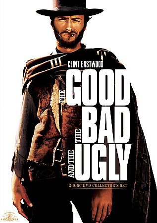 The Good, the Bad & the Ugly (Two-Disc Collector's Edition) cover