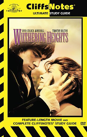 Wuthering Heights (Cliffs Notes Version) cover