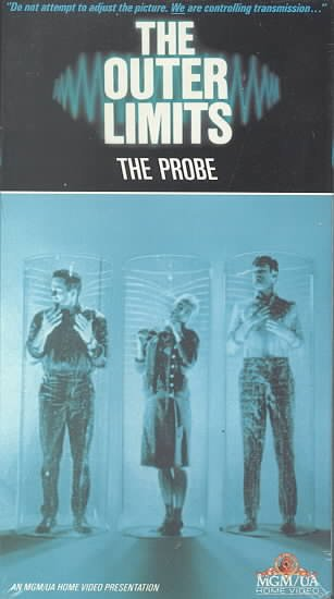 Outer Limits: Probe [VHS] cover