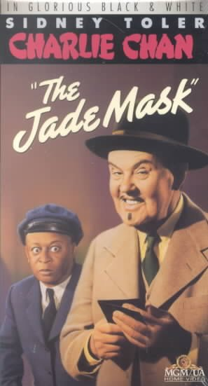 Charlie Chan - The Jade Mask [VHS] cover