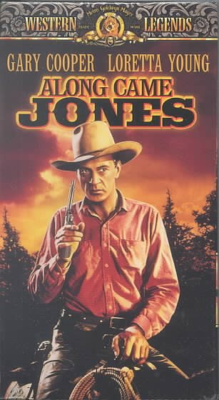 Along Came Jones [VHS] cover