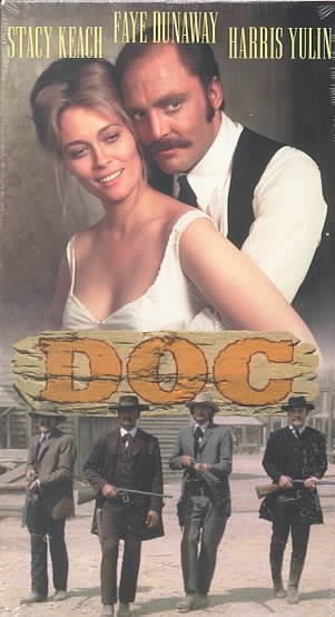 Doc [VHS] cover