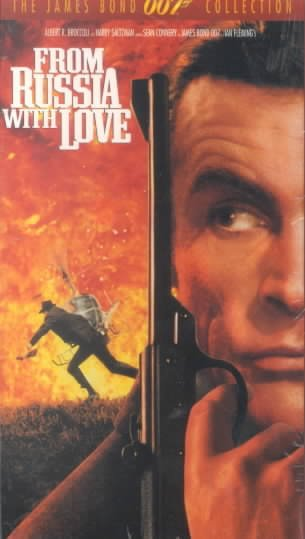 From Russia With Love [VHS] cover