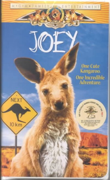 Joey [VHS] cover