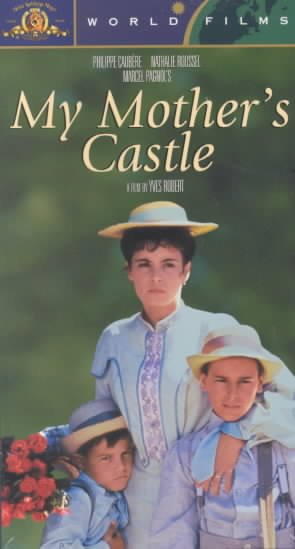 My Mother's Castle [VHS] cover