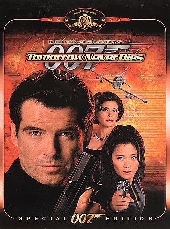 Tomorrow Never Dies (Special Edition) cover
