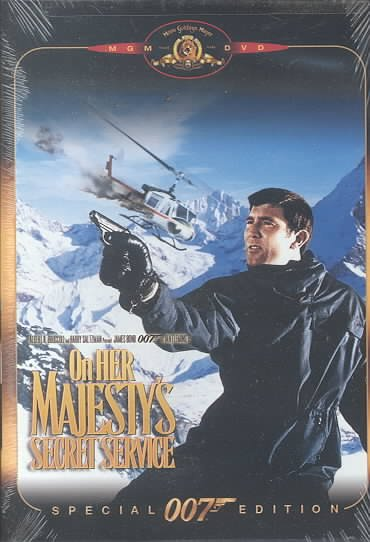 On Her Majesty's Secret Service (Special Edition) cover