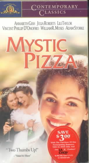 Mystic Pizza [VHS] cover