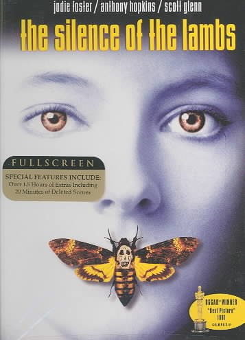 The Silence of the Lambs (Full Screen Special Edition) cover