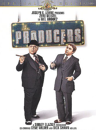 The Producers (Special Edition) cover