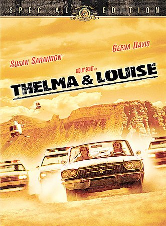 Thelma & Louise cover