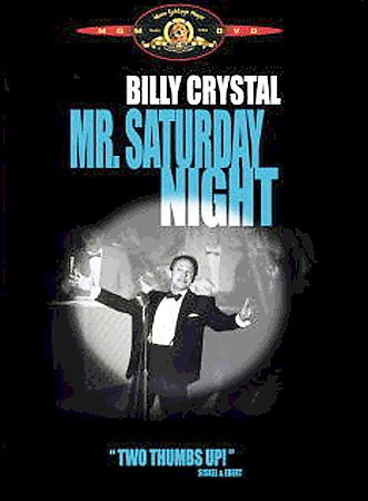 Mr. Saturday Night cover