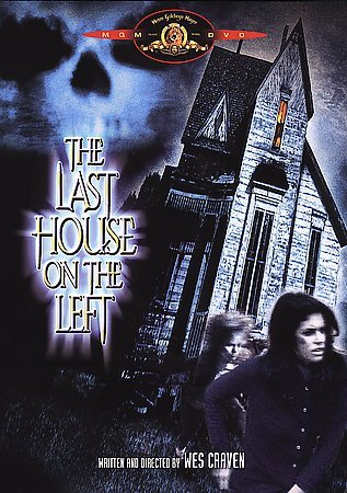 The Last House on the Left cover