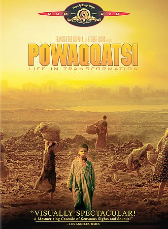 Powaqqatsi - Life in Transformation cover