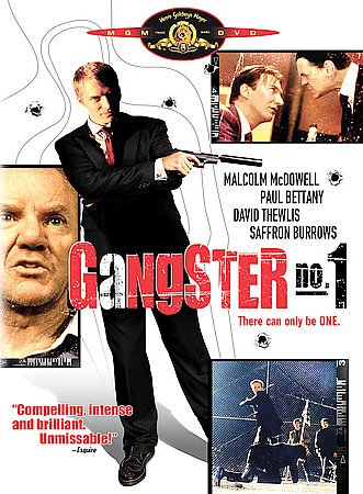 Gangster No. 1 cover