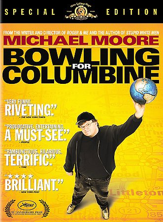 Bowling for Columbine cover