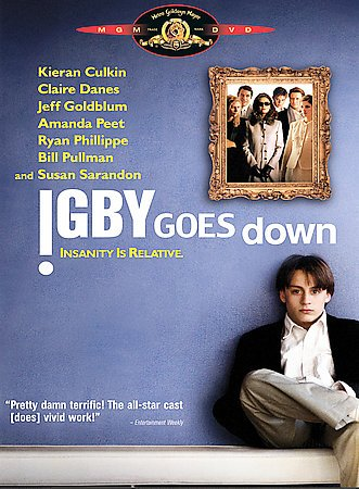 Igby Goes Down cover