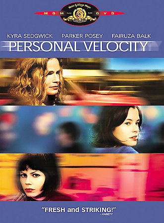 Personal Velocity cover