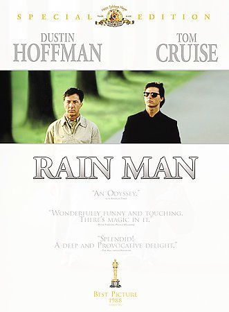 RAIN MAN (1988/DVD/SPECIAL EDITION/WS-1.85/16X9/ENG-FR-SP SUB) cover