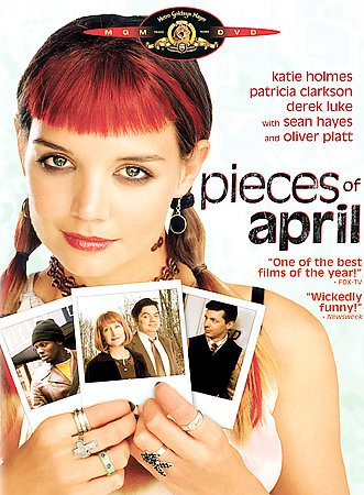 Pieces of April cover