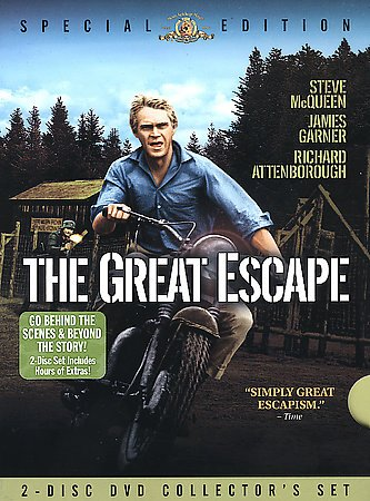 The Great Escape (2-Disc Collector's Set) cover