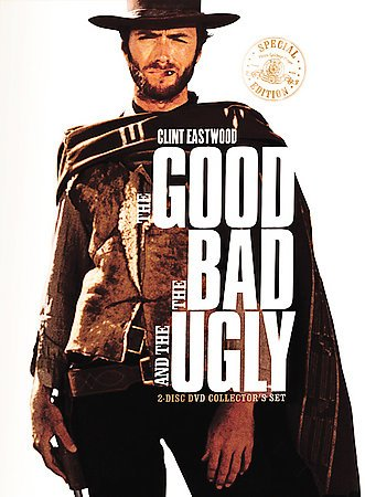 The Good, the Bad, and the Ugly - Extended Cut (Two-Disc Collector's Edition) cover